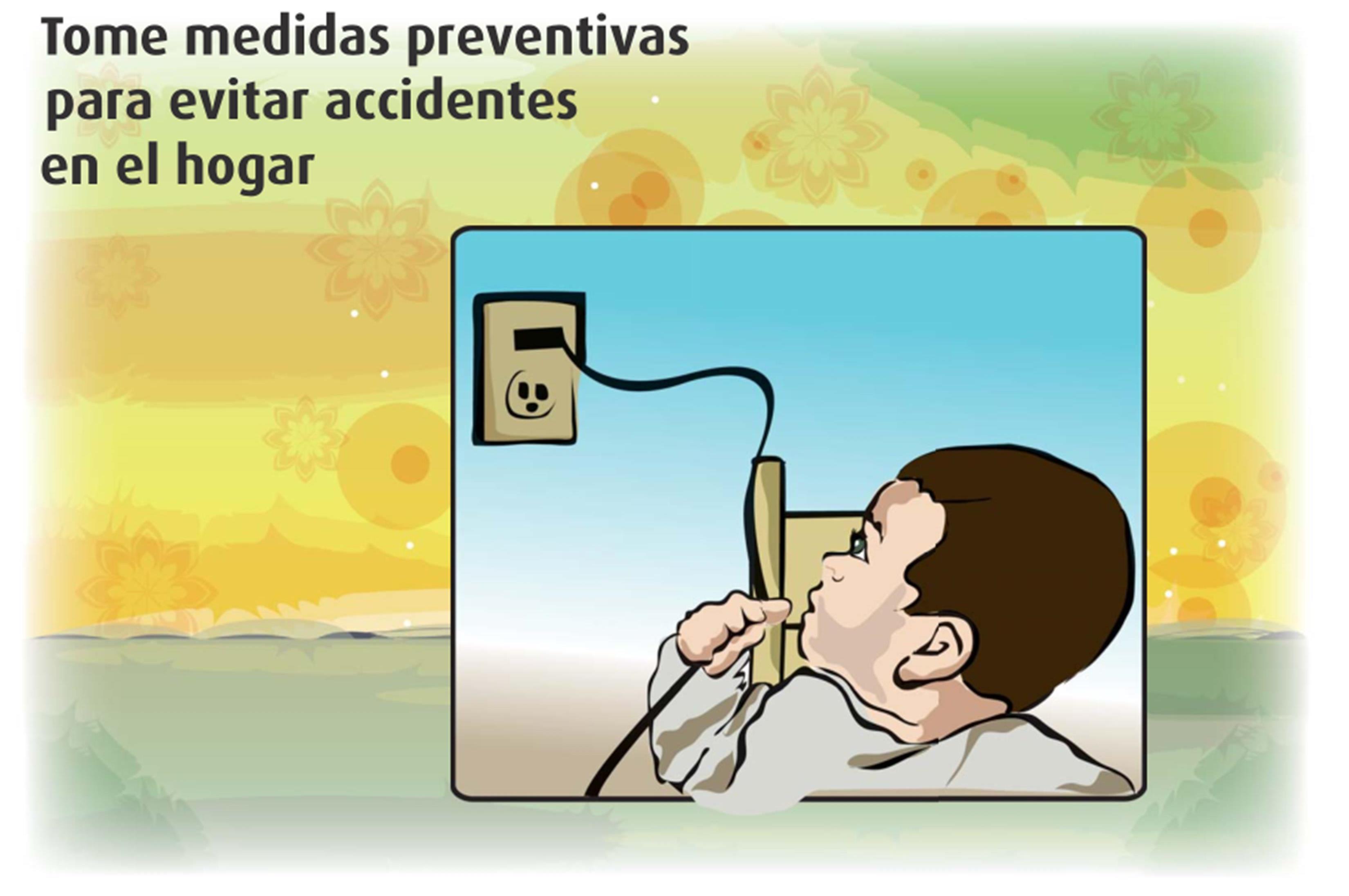 Imagenes de como prevenir los accidentes en el hogar 191 c for Cosas para el hogar